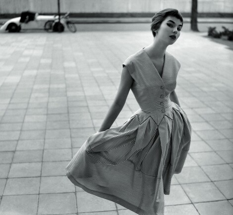 Biene, summer dress by Horn / F.C. Gundlach