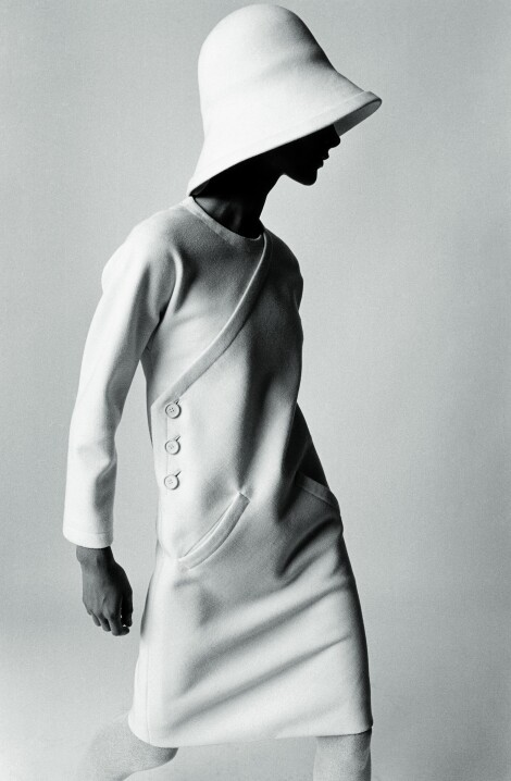 Bernadette, dress by Lanvin / F.C. Gundlach